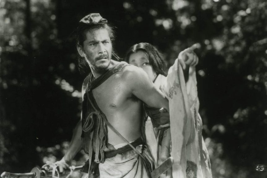 Two Notable Works of Akira Kurosawa: Stray Dog and Rashomon