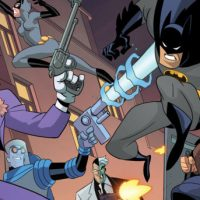 New board game expansion based upon Batman: The Animated Series will be backed by crowdfunding
