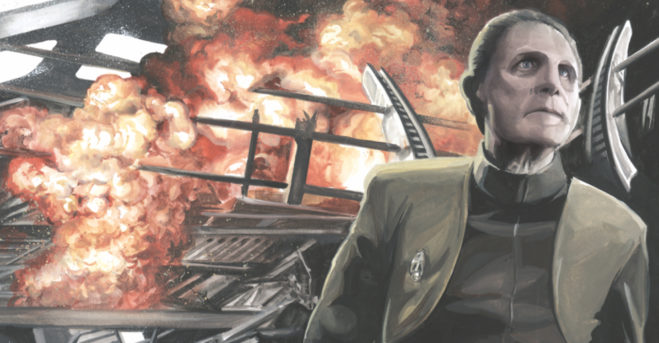 Star Trek: Deep Space Nine Will Return in April With a New Comic Book Miniseries