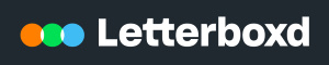 The logo for the Letterboxd social media site.