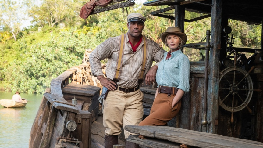 Jungle Cruise (2021) is directed by Jaume Collet-Serra