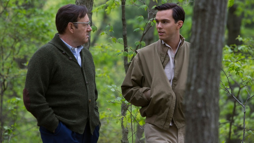 Rebel in the Rye (2017) is directed by Danny Strong, starring Nicholas Hoult and Kevin Spacey.