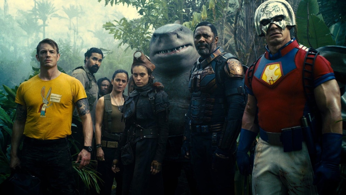 The Suicide Squad (2021) is written and directed by James Gunn.