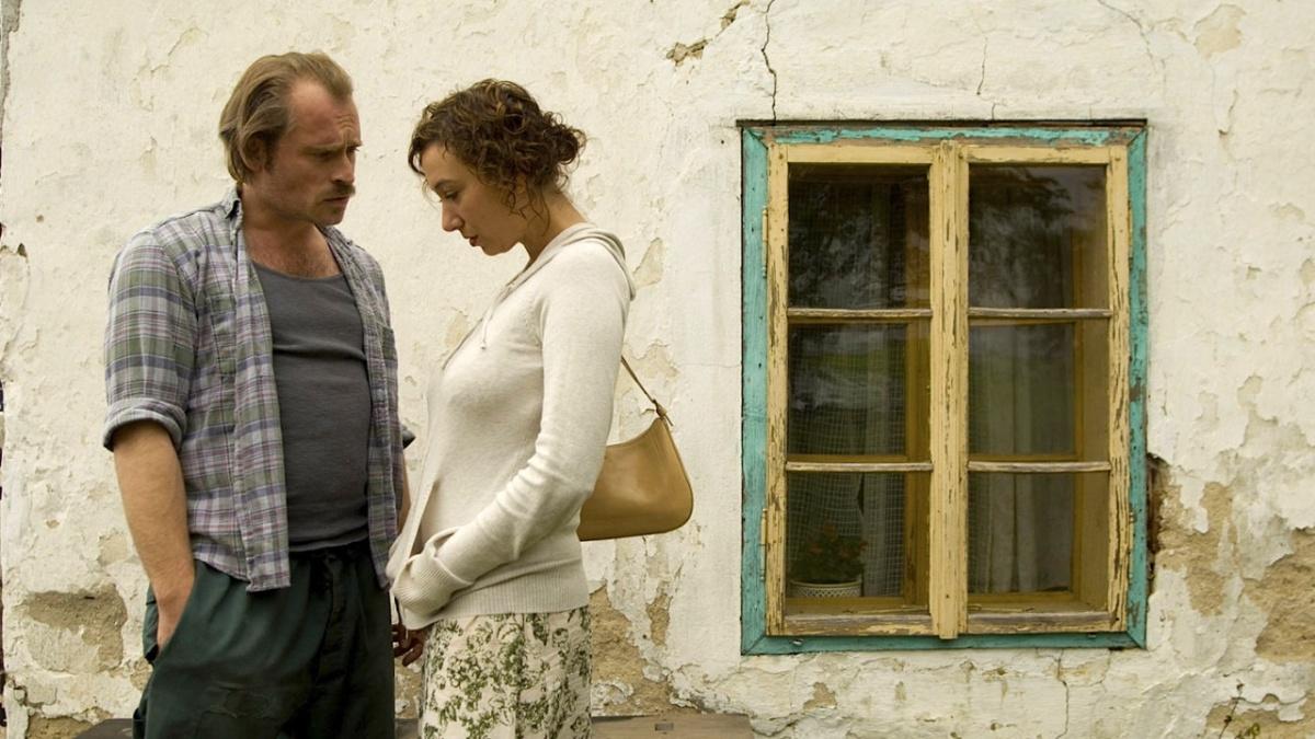 Revanche (2008) is written and directed by Götz Spielmann.